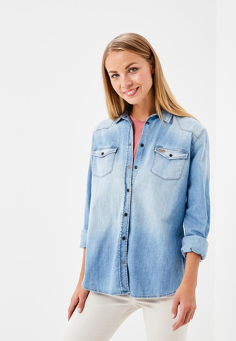 Женские джинсовые рубашки Rifle RM0104-LA20K-041