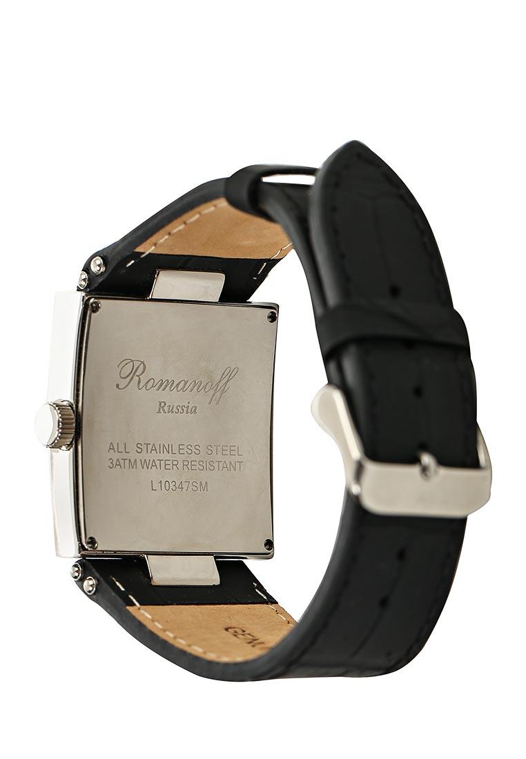 Мужские часы Romanoff 10347/1G3BL: изображение 2