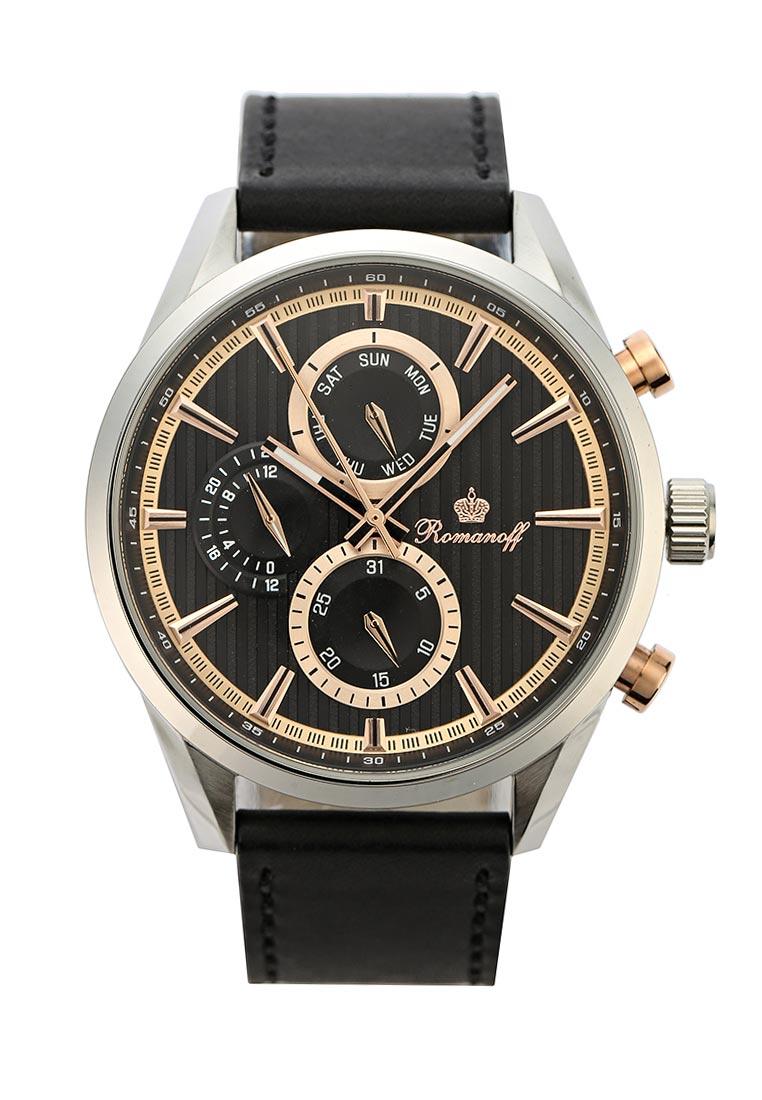 Мужские часы Romanoff 3054T/TB3BL