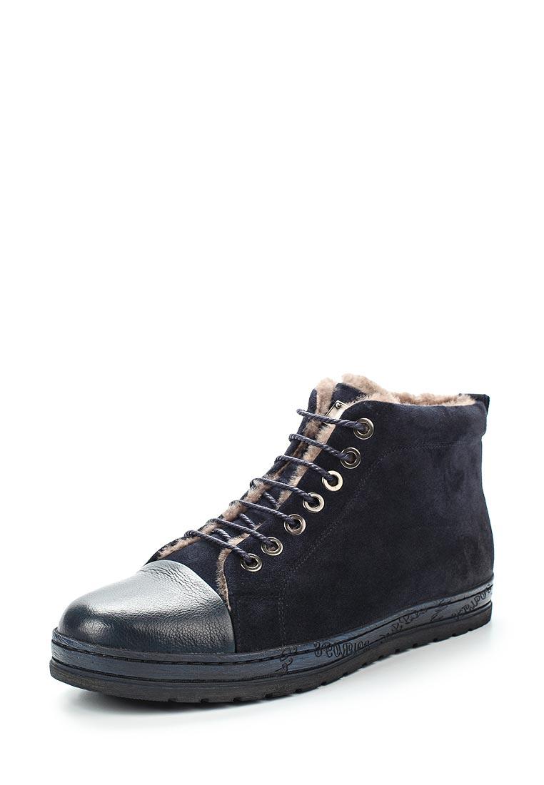 Мужские ботинки Rosconi (Роскони) R083803MJ-384-765-8649M