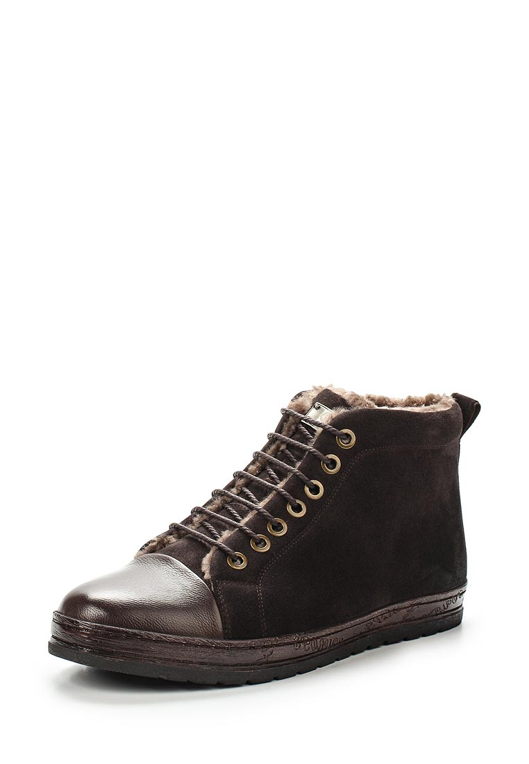 Мужские ботинки Rosconi (Роскони) R083803MJ-370-761-8648M