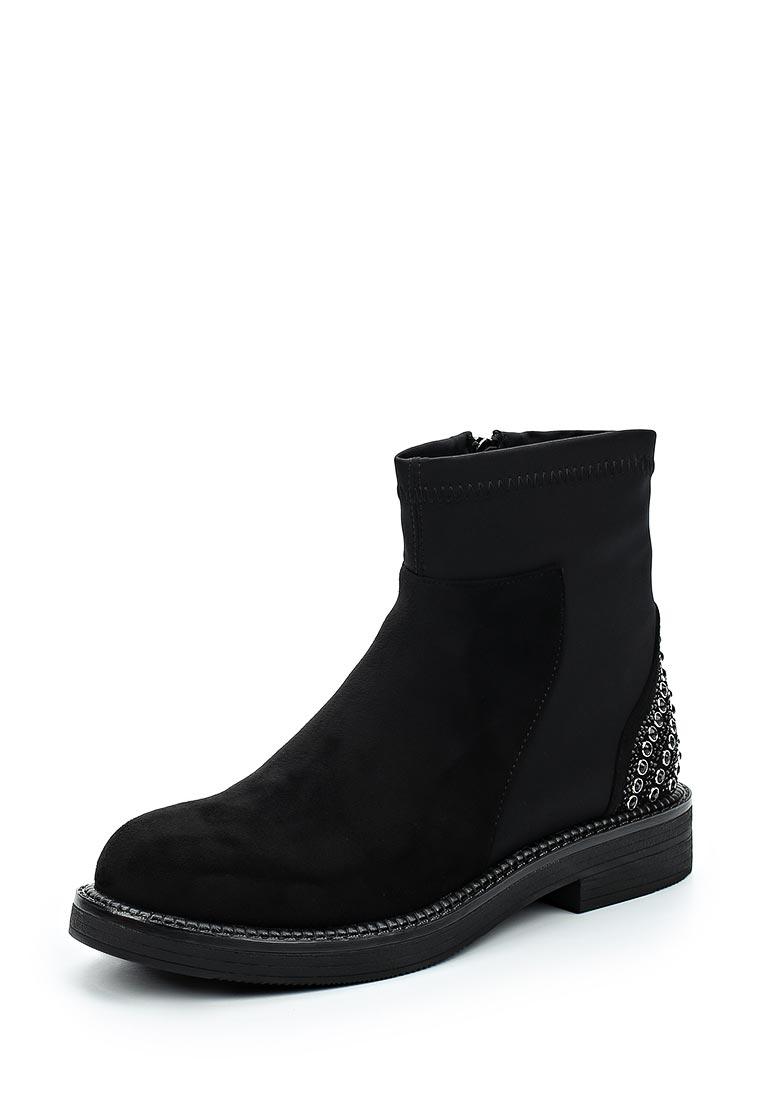 Женские ботинки Rossa R-H518-B828K