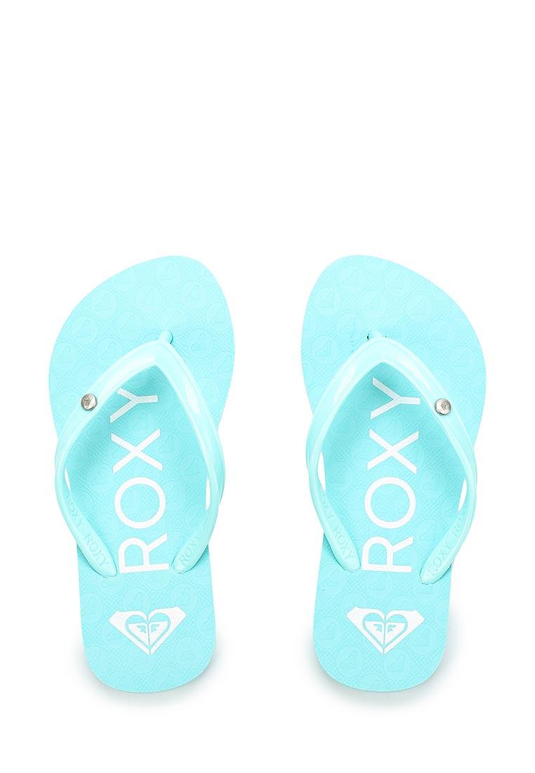 Сланцы для девочек Roxy (Рокси) ARGL100184