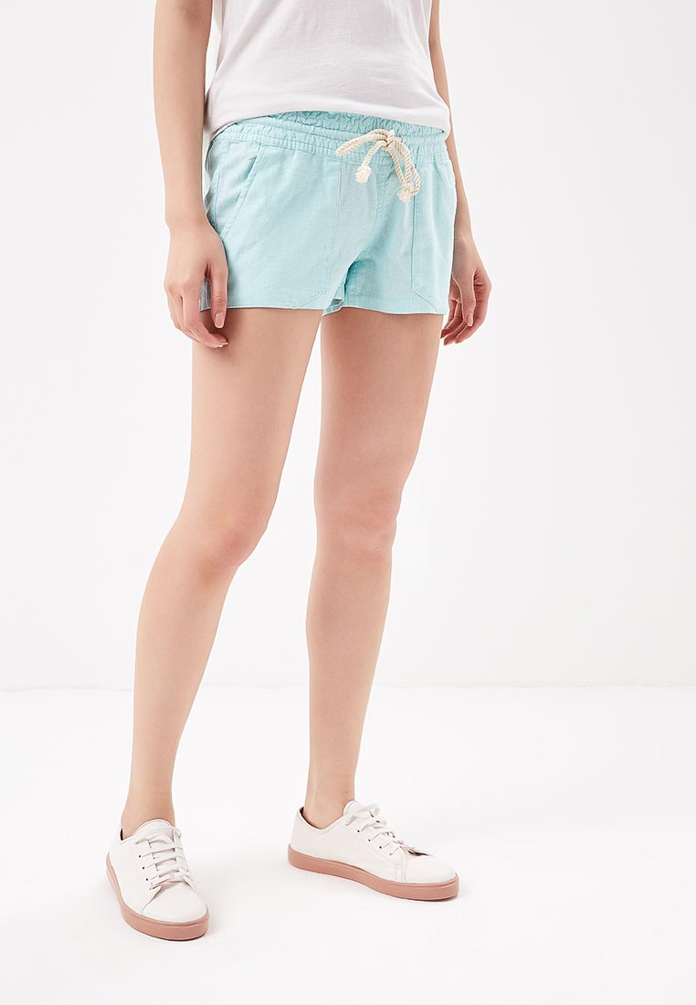Женские повседневные шорты Roxy (Рокси) ARJNS03007