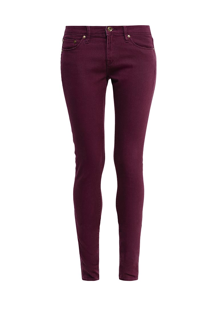 Женские зауженные брюки Roxy (Рокси) ERJDP03107