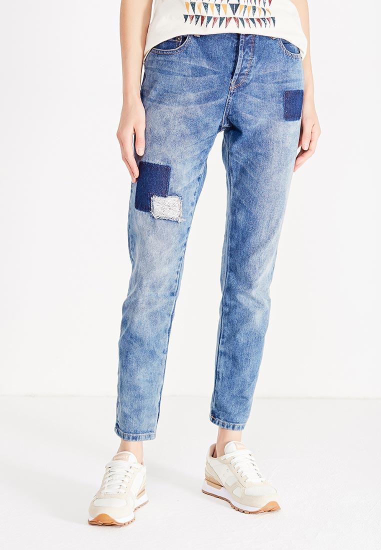 Зауженные джинсы Roxy (Рокси) ERJDP03165