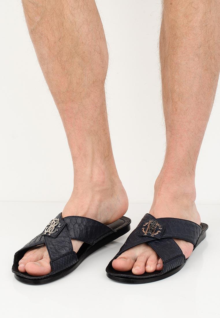 Мужские сандалии Roberto Cavalli 2084