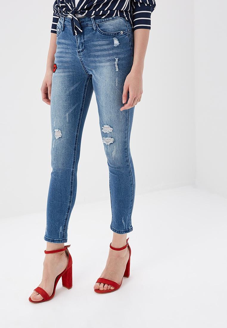 Зауженные джинсы Savage (Саваж) 815610/65