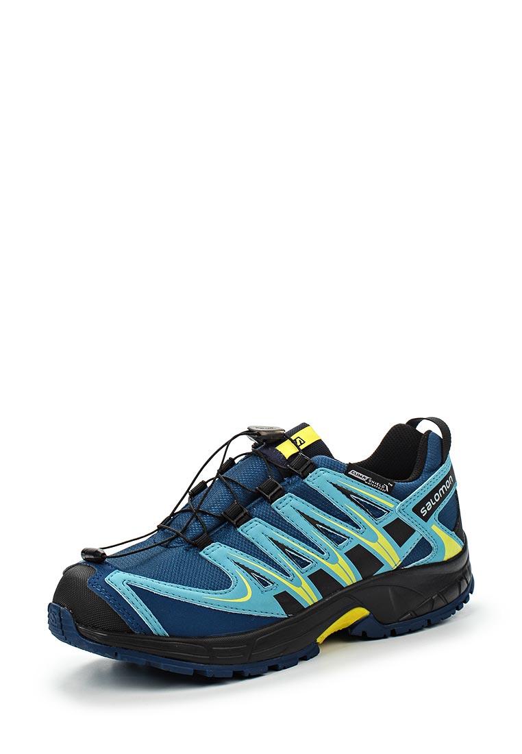 Кроссовки для мальчиков SALOMON (Саломон) L37911000