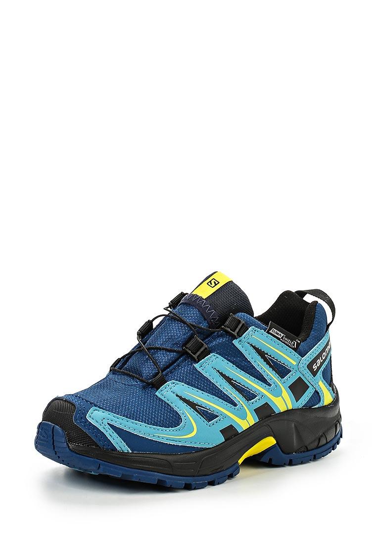 Кроссовки для мальчиков SALOMON (Саломон) L37911200