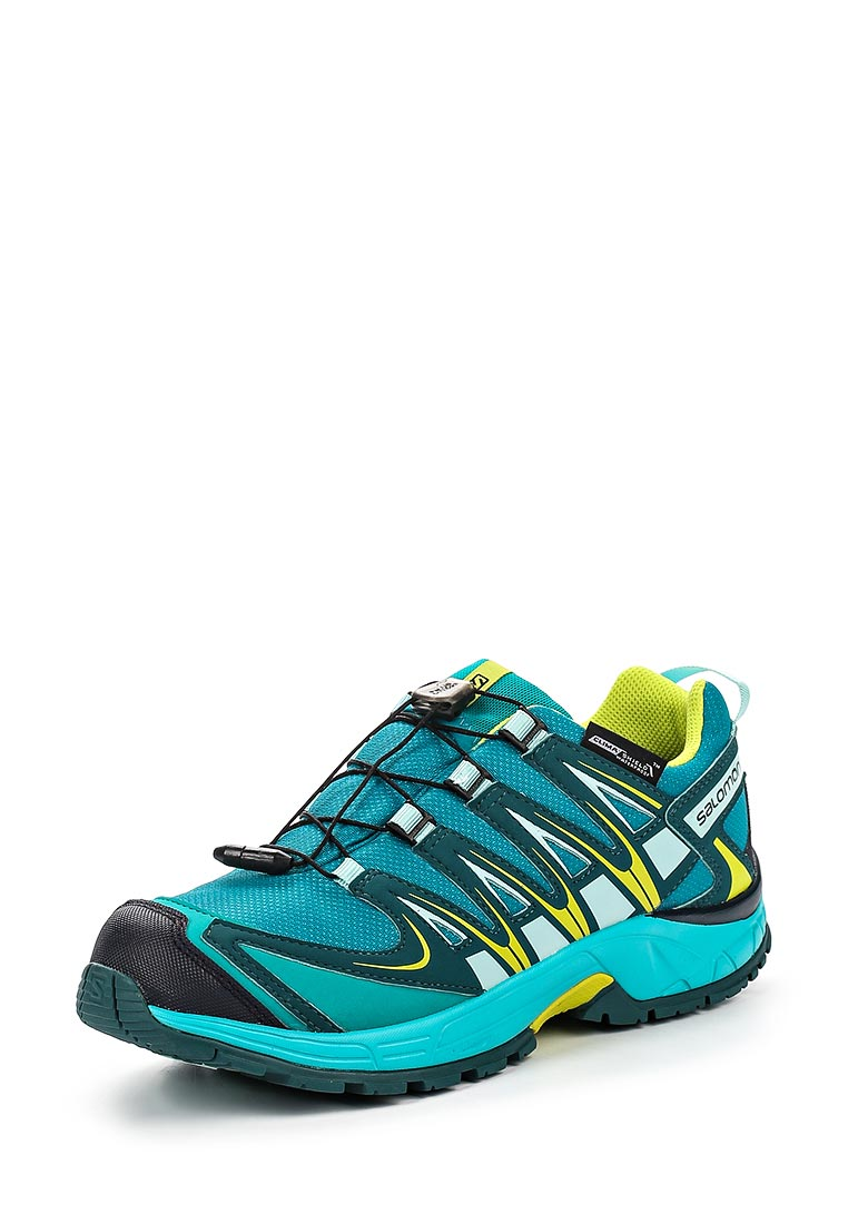 Кроссовки для мальчиков SALOMON (Саломон) L39290500