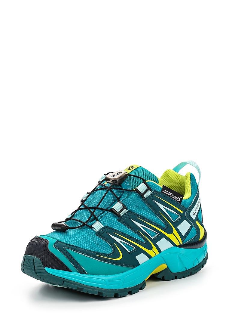 Кроссовки для мальчиков SALOMON (Саломон) L39323000