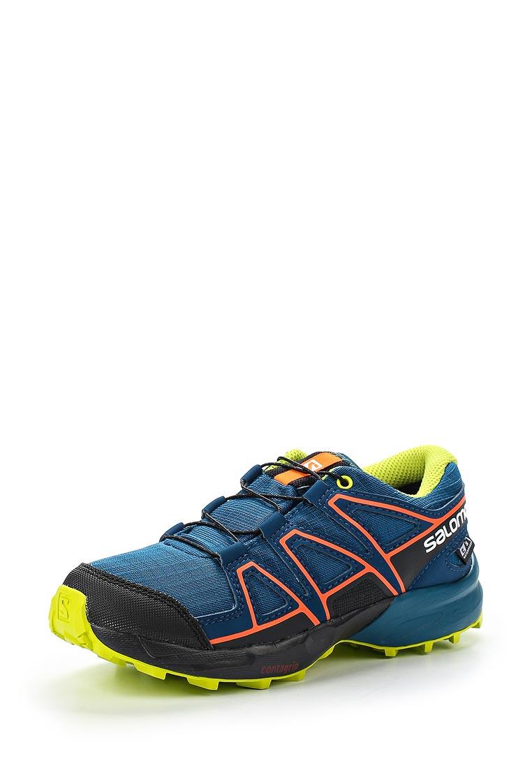 Кроссовки для мальчиков SALOMON (Саломон) L39840700