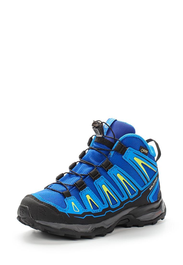 Ботинки для мальчиков SALOMON (Саломон) L39029400