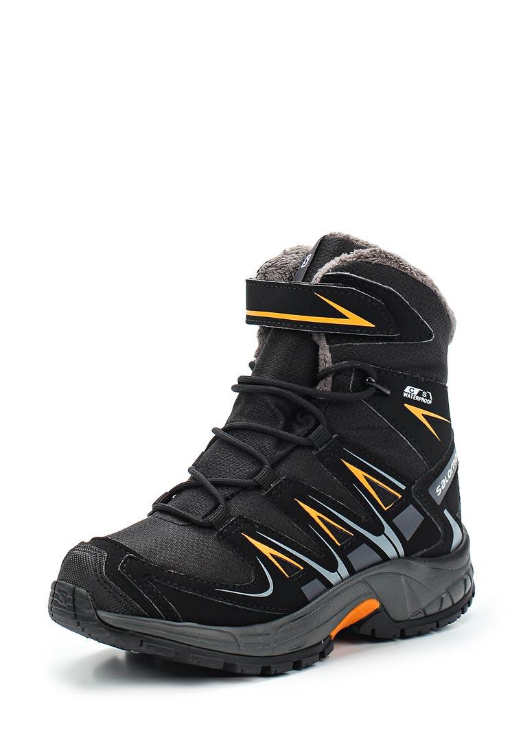 Ботинки для мальчиков SALOMON (Саломон) L39845900