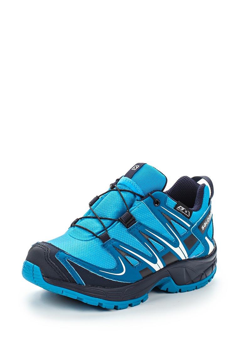 Кроссовки для мальчиков SALOMON (Саломон) L39850800