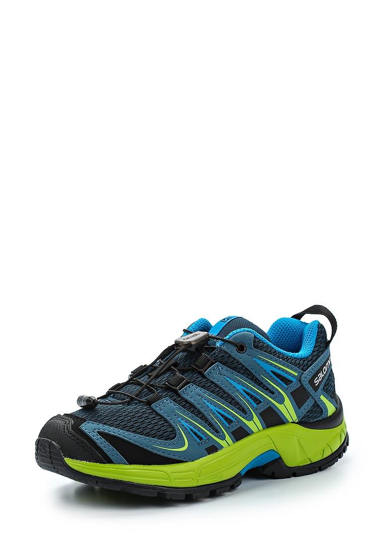 Кроссовки для мальчиков SALOMON (Саломон) L39851000