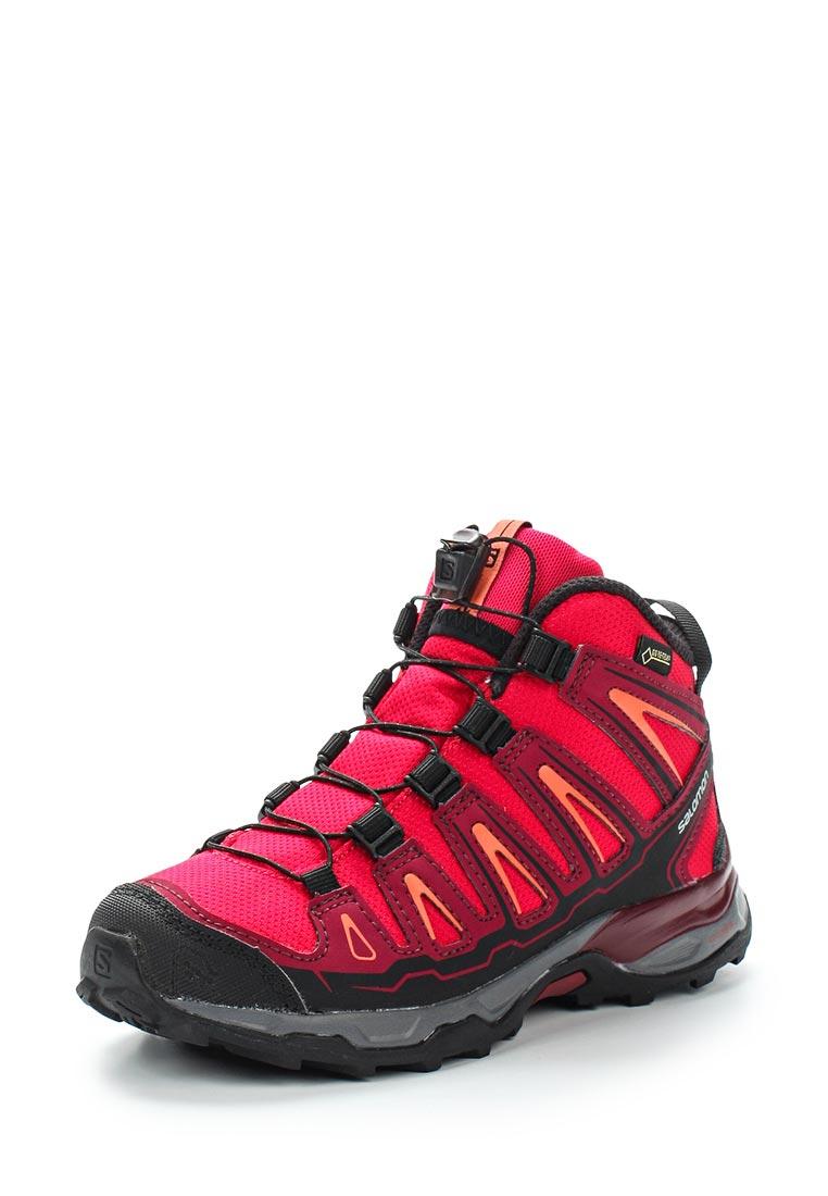 Ботинки для девочек SALOMON (Саломон) L39865100