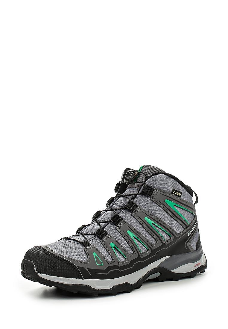 Ботинки для девочек SALOMON (Саломон) L37912100