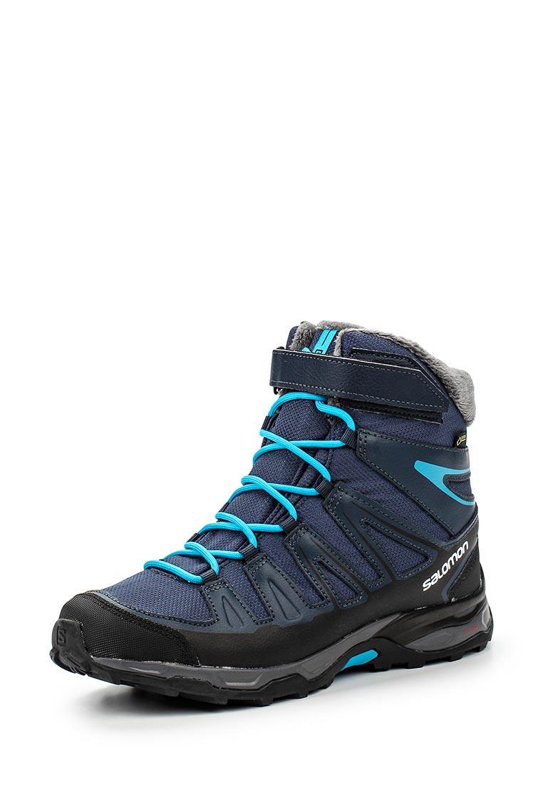 Ботинки для девочек SALOMON (Саломон) L39186800