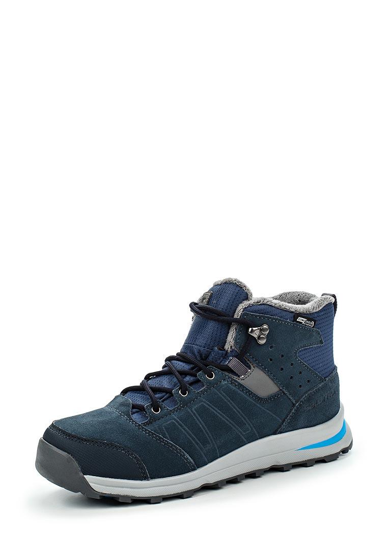 Ботинки для девочек SALOMON (Саломон) L39186900