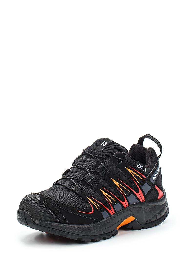 Кроссовки для девочек SALOMON (Саломон) L39849900