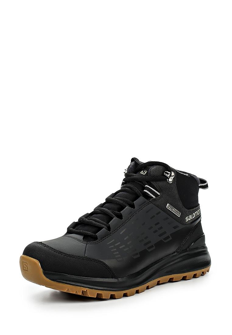 Мужские ботинки SALOMON (Саломон) L39059000