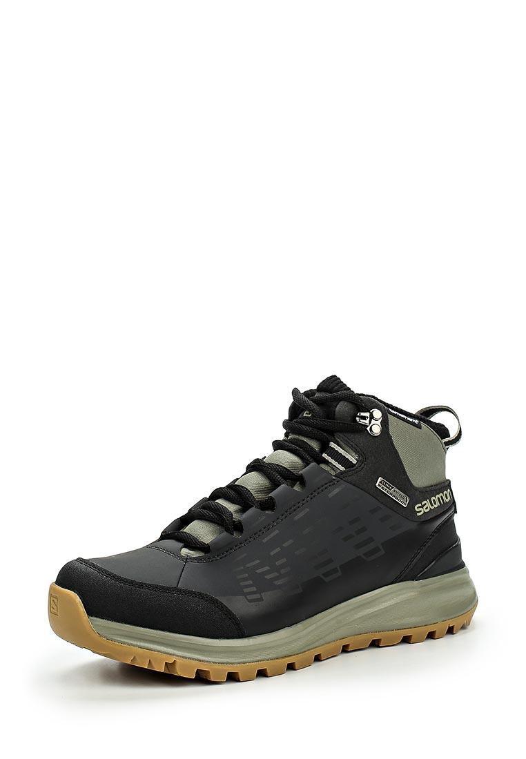 Спортивные мужские ботинки SALOMON (Саломон) L39183000