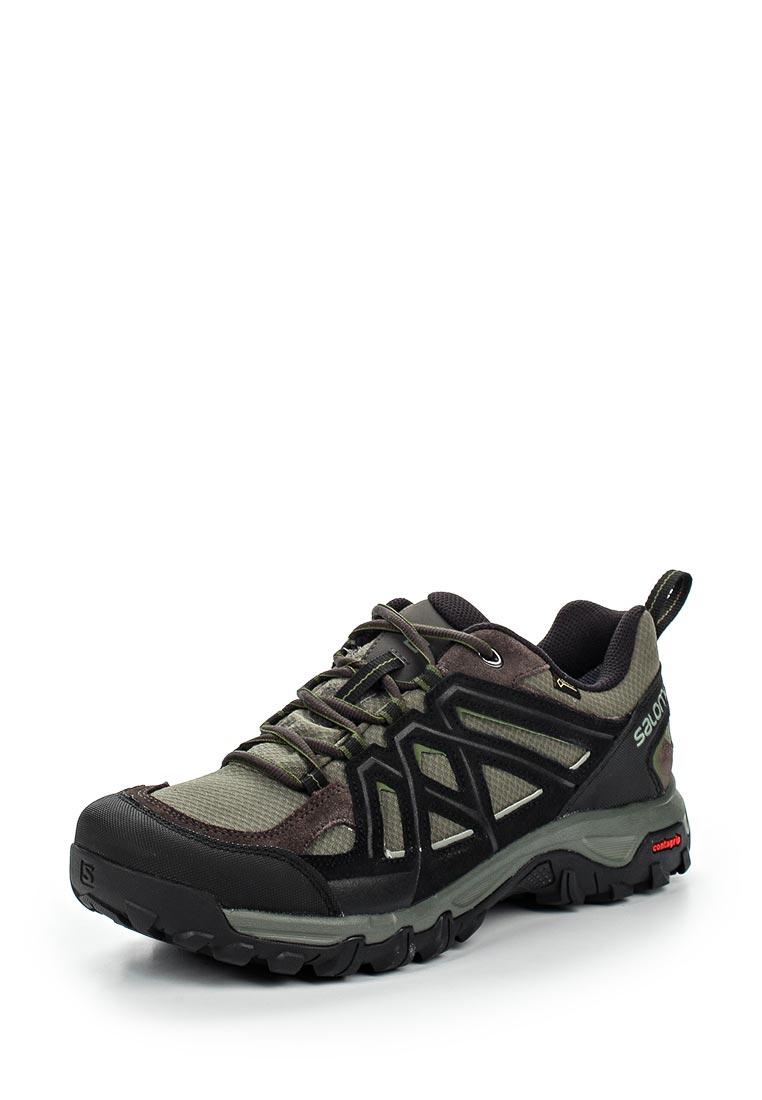 Спортивные мужские ботинки SALOMON (Саломон) L39358600