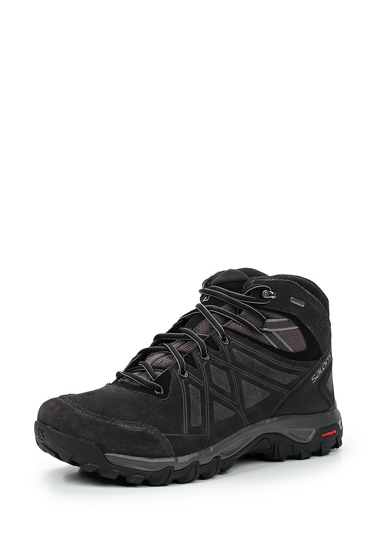 Спортивные мужские ботинки SALOMON (Саломон) L39871400