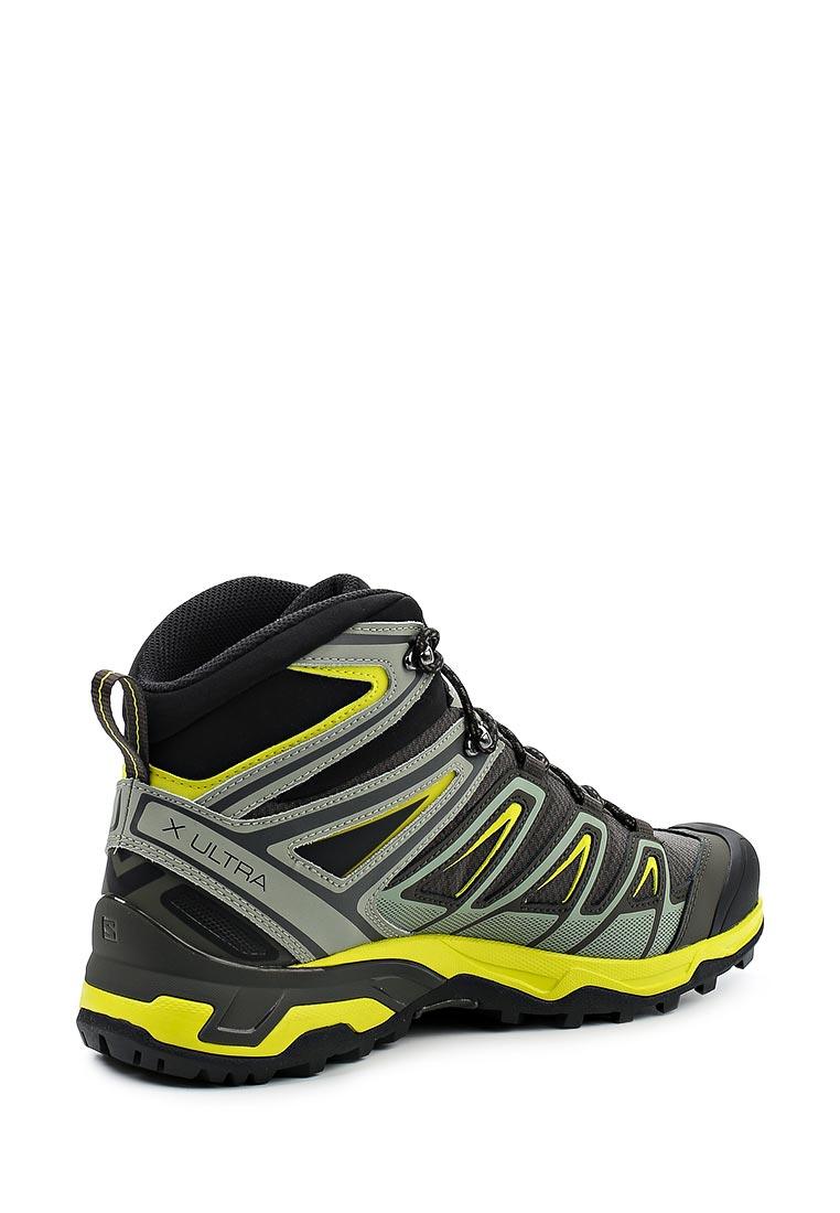 Мужские ботинки SALOMON (Саломон) L39867300: изображение 2