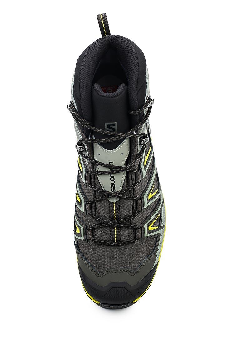 Мужские ботинки SALOMON (Саломон) L39867300: изображение 4