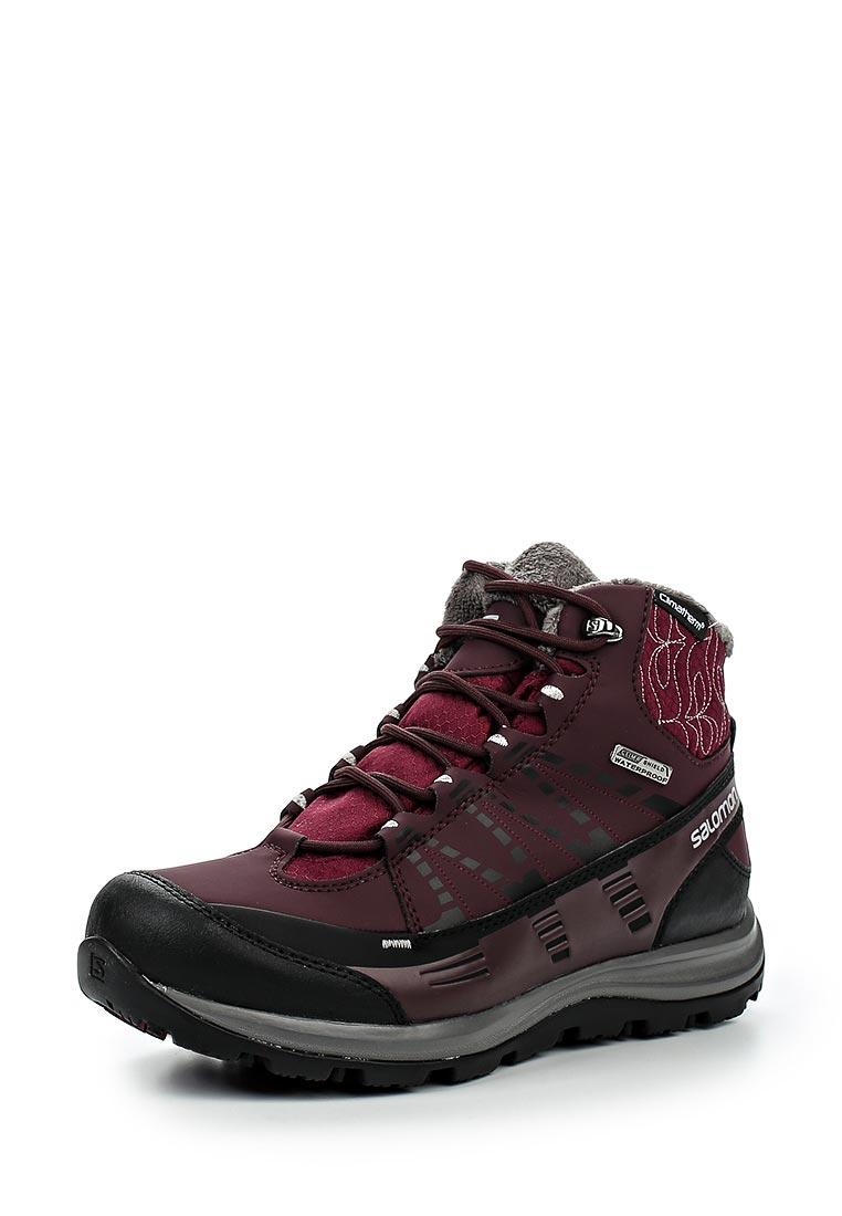 Женские ботинки SALOMON (Саломон) L39059200