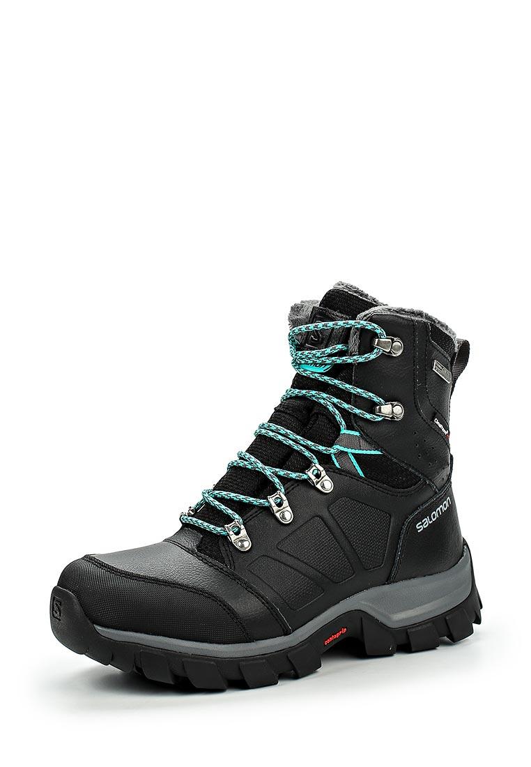 Женские ботинки SALOMON (Саломон) L39021100