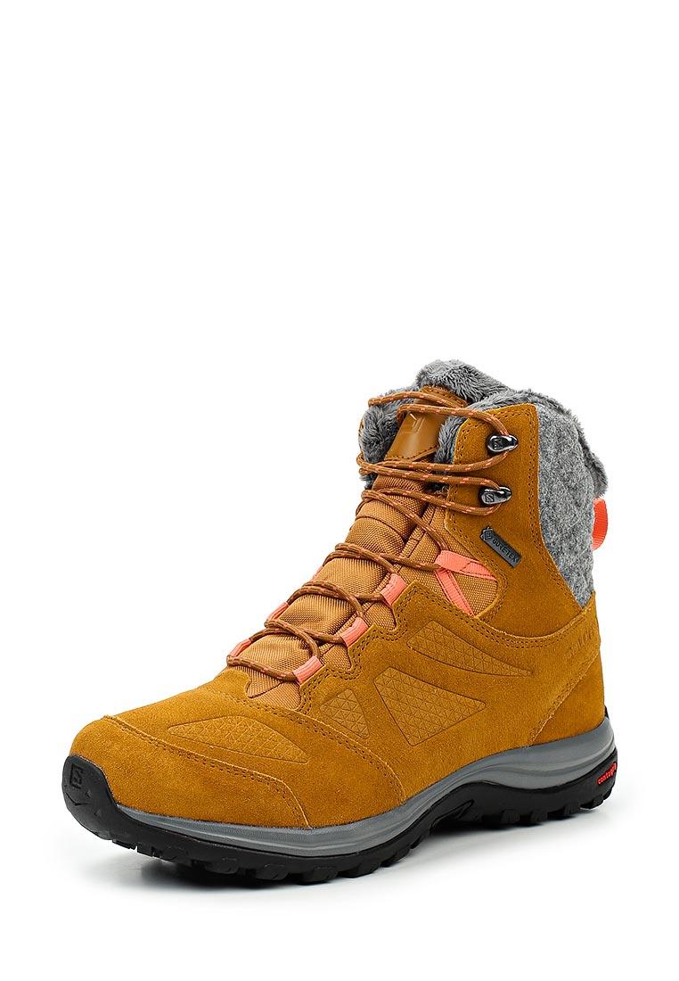 Женские спортивные ботинки SALOMON (Саломон) L39854900