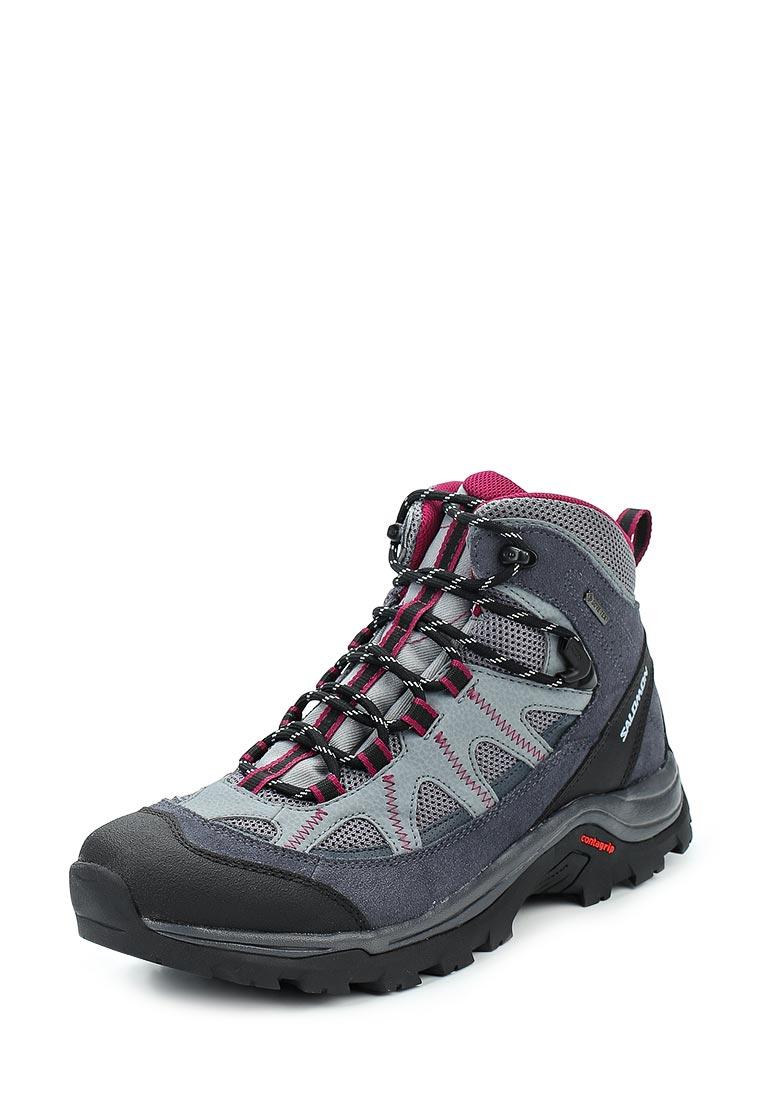 Женские спортивные ботинки SALOMON (Саломон) L37326100