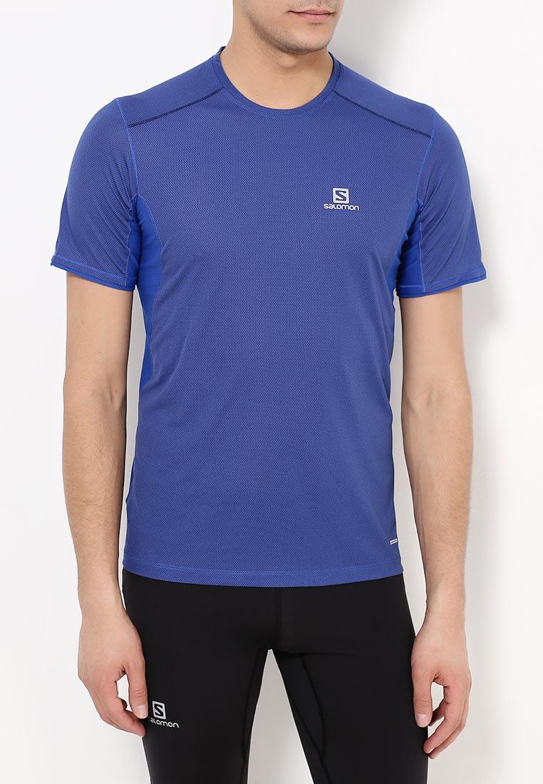 Спортивная футболка SALOMON (Саломон) L39385600