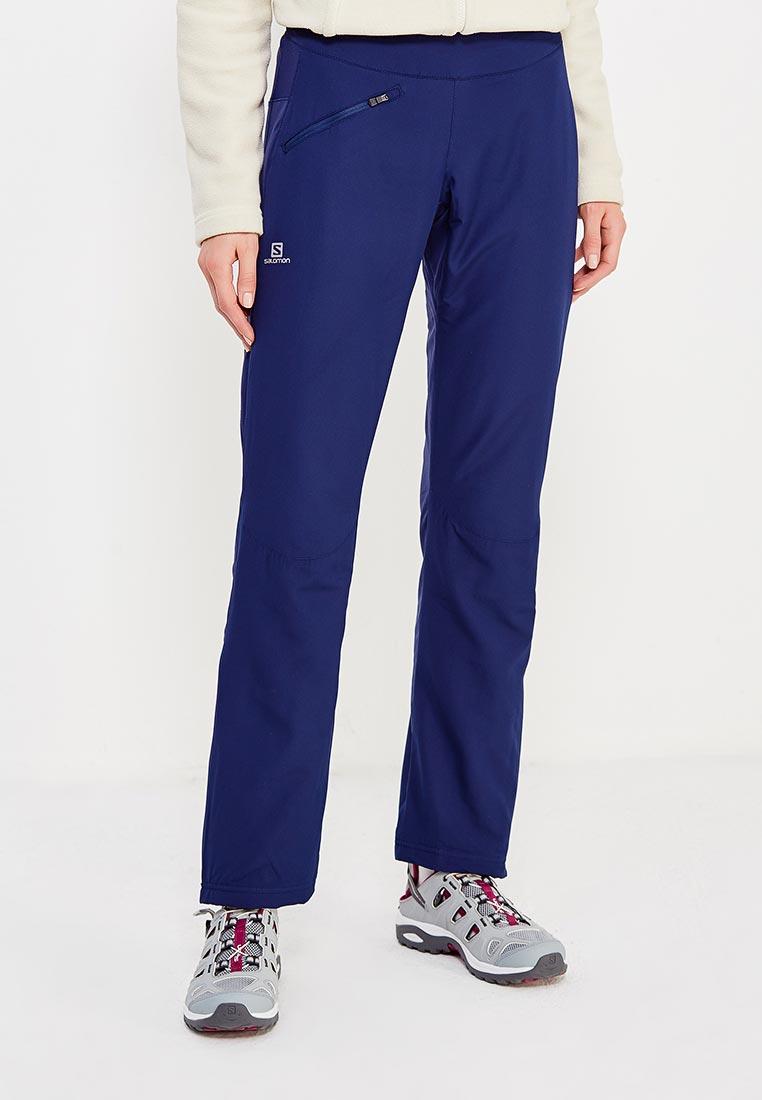 Женские утепленные брюки SALOMON (Саломон) L39741200
