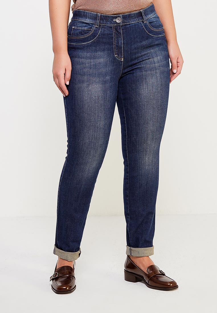 Зауженные джинсы Samoon by Gerry Weber 720195-27177