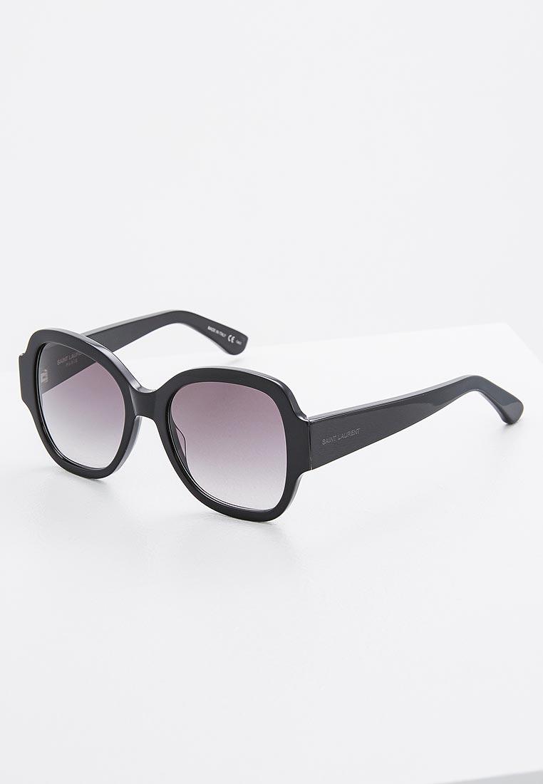 Женские солнцезащитные очки Saint Laurent SL133