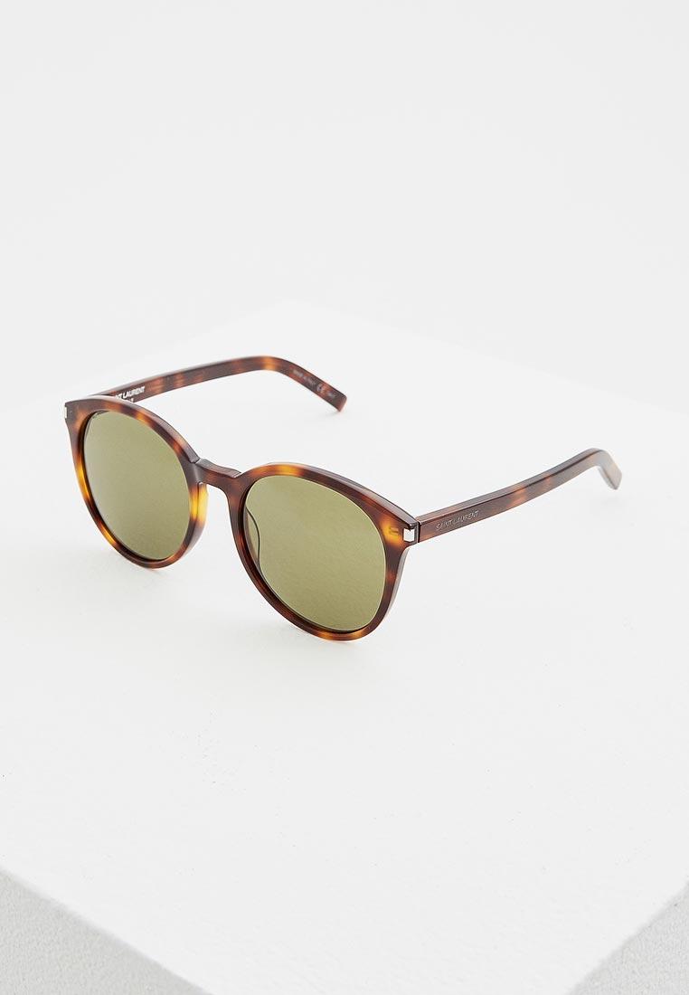 Женские солнцезащитные очки Saint Laurent CLASSIC 6