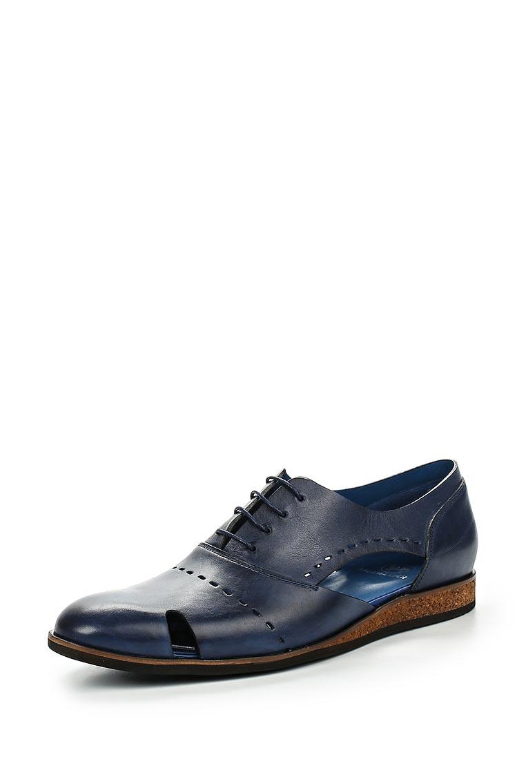Мужские туфли SALAMANDER (Саламандер) 5875011700P33