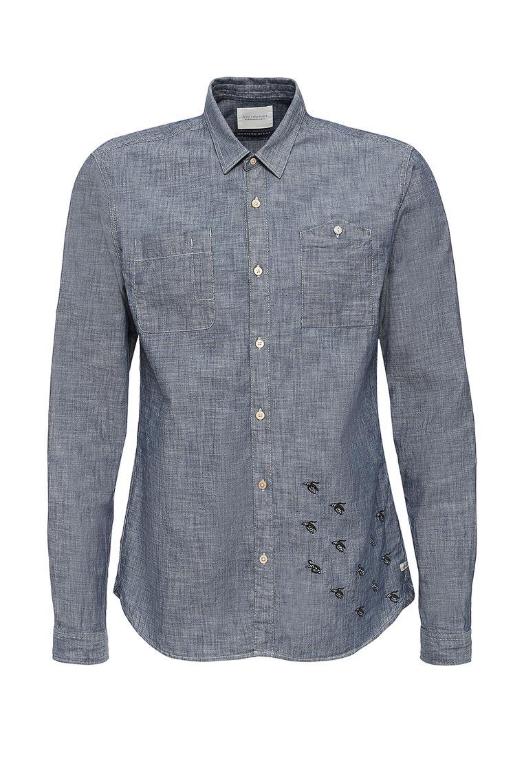 Рубашка с длинным рукавом Scotch&Soda 132.1605.1220128091.48
