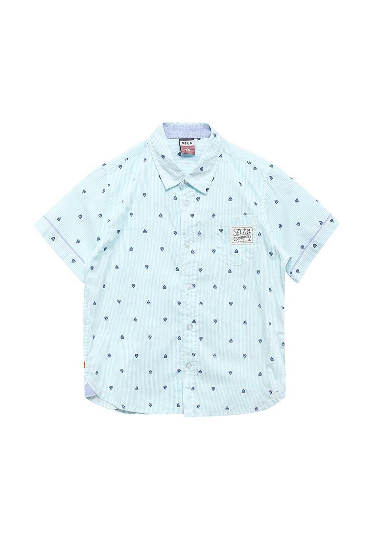Рубашка Sela (Сэла) Hs-712/065-7213