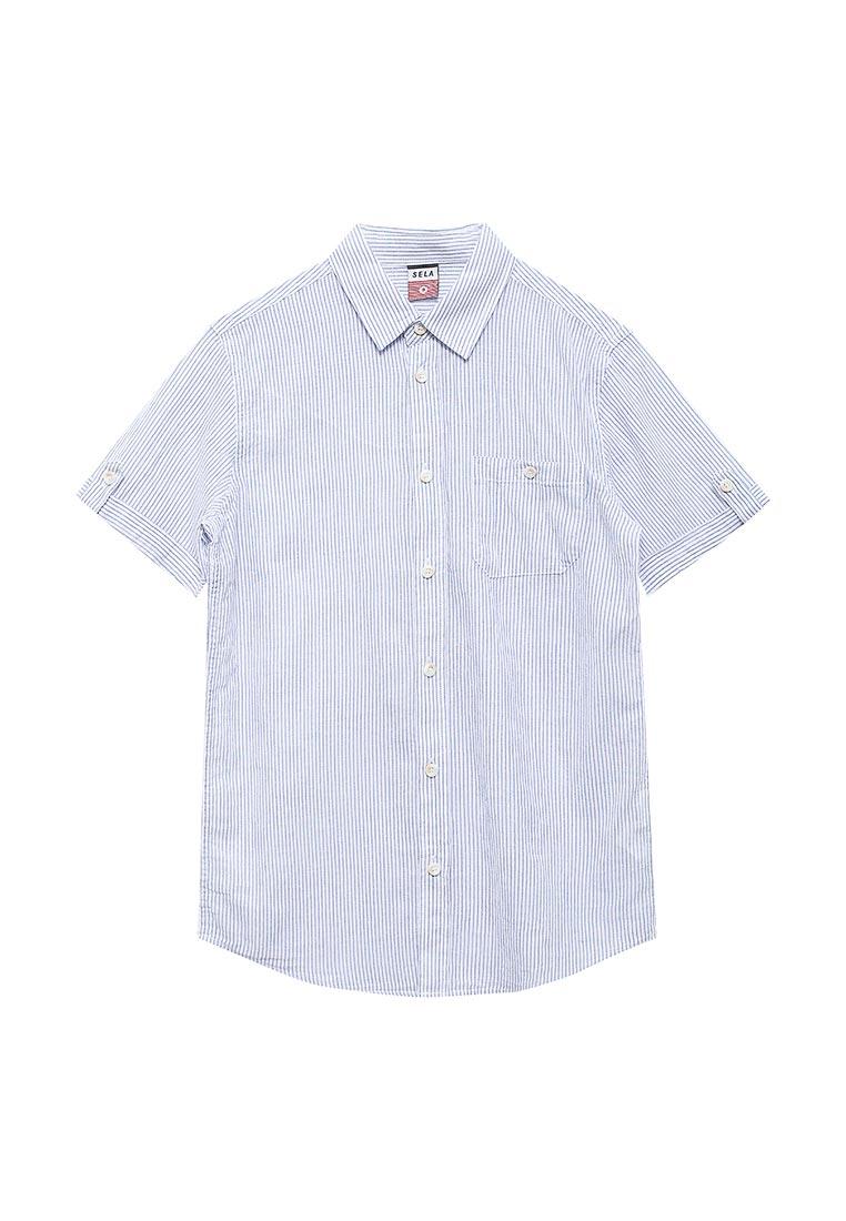 Рубашка Sela (Сэла) Hs-812/200-7213