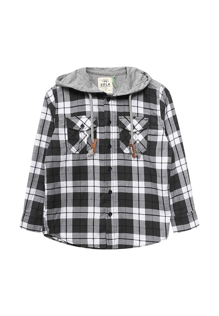 Рубашка Sela (Сэла) H-812/021-7331