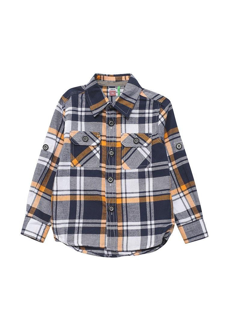 Рубашка Sela (Сэла) H-712/456-8121