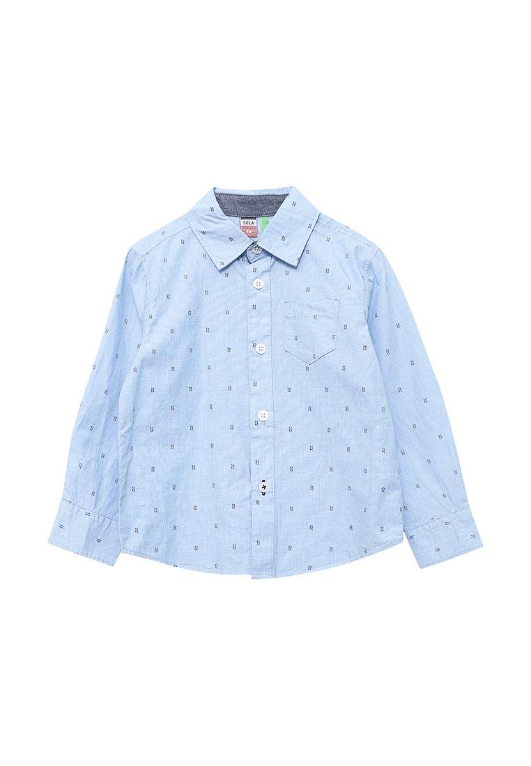 Рубашка Sela (Сэла) H-712/457-8132