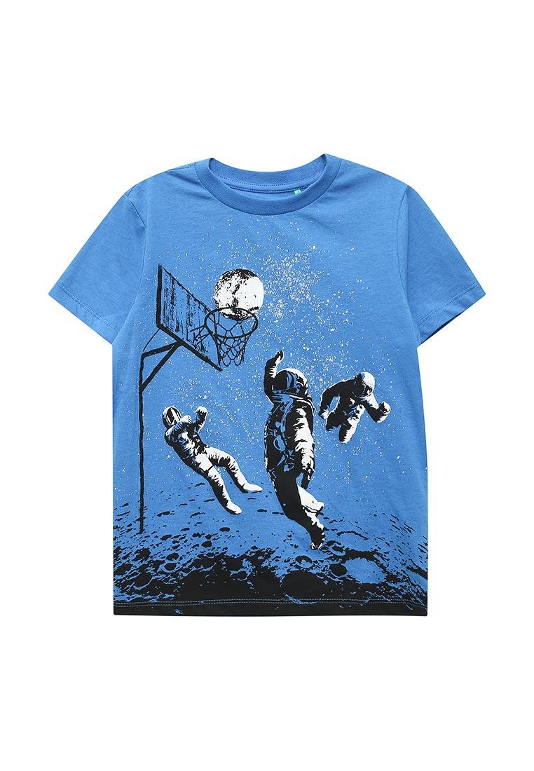Футболка с коротким рукавом Sela (Сэла) Ts-811/266-8112