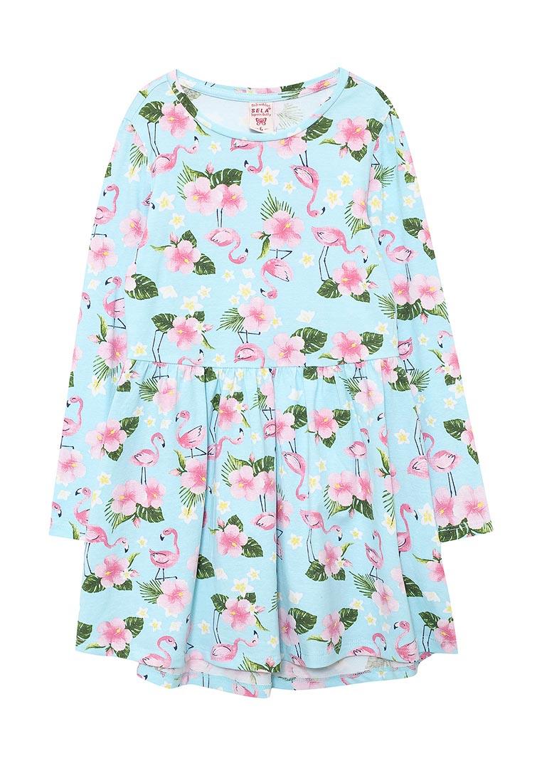 Повседневное платье Sela (Сэла) DK-517/129-7142